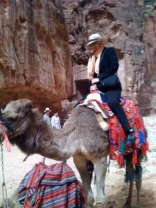 Life Coach Catharine Ecton has experience living internationally.